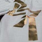 foil printing square